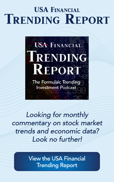 USA Financial Trending Report